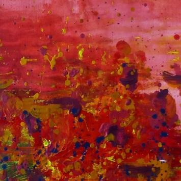 "Fall/Otoño, 2011. 8"" x 12"""